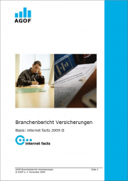 TITEL_factsfigures_2009_if2009_II_versicherungen