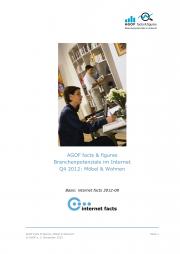 TITEL_factsfigures_Q4-2012_AGOF_facts figures_moebel_ch