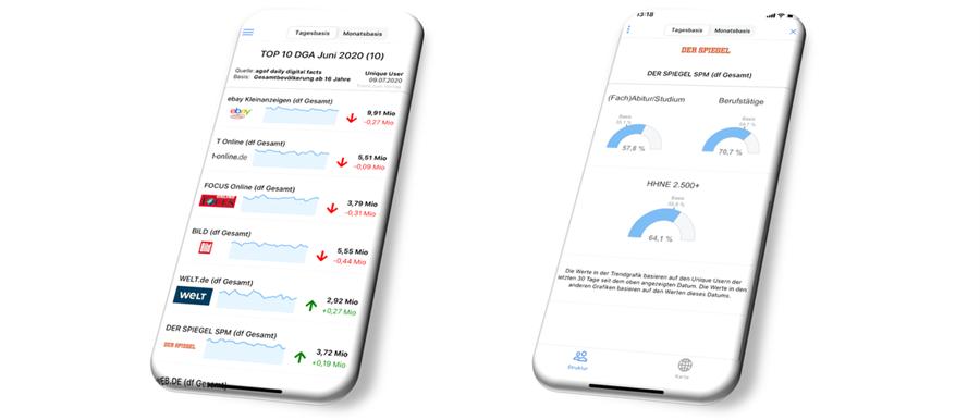 Screenshot TOP app 1