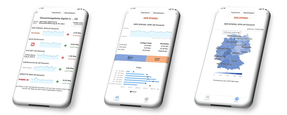 Screenshot TOP app 2